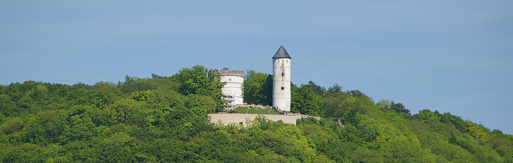 The Plesse castle near Bovenden